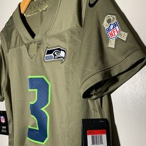 Russell Wilson Seahawks Jersey USA NIKE NFL NWT